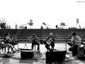 Quarteto Garatuja no Parque Villa-Lobos / Foto: Sergio Cruz