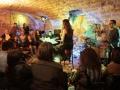 Concert Afinidades na Cav38'Riv (Paris) com Valérie Marienval, Júlio Gonçalves e Christien Duperray 15avril2014.