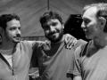 Com Muari Vieira e Álvaro Cueva em gravação no Estúdio Arsis - São Paulo SP, out2014