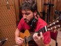 Gravação no Estúdio Arsis - São Paulo SP, out2014. Foto Carlos Henrique Ralize.