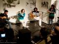 Concert avec IssacNeto et Amina Mezaache em 23mars2014 au 59Rivoli, Paris