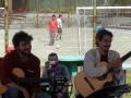 Quarteto Garatuja no Parque da Guarapiranga SP