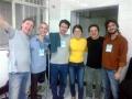 """Festival Funmusic 2012 - ganhadores da noite """"Todos Acordes"""" com Ralinho e Marquinho e Adriana"""