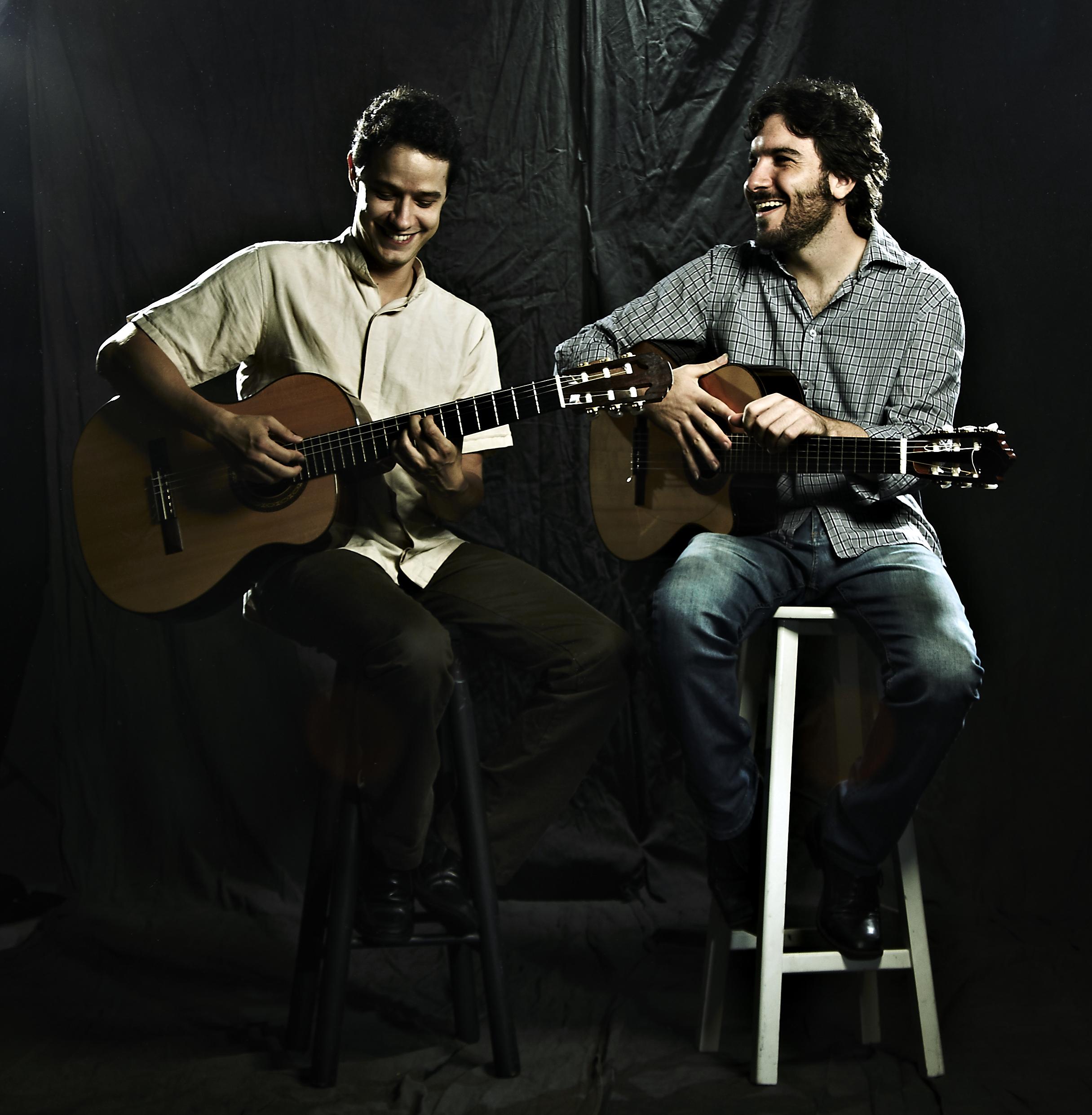 Duo Muari Vieira & Leonardo Costa - Foto: Moreno Gonçalves