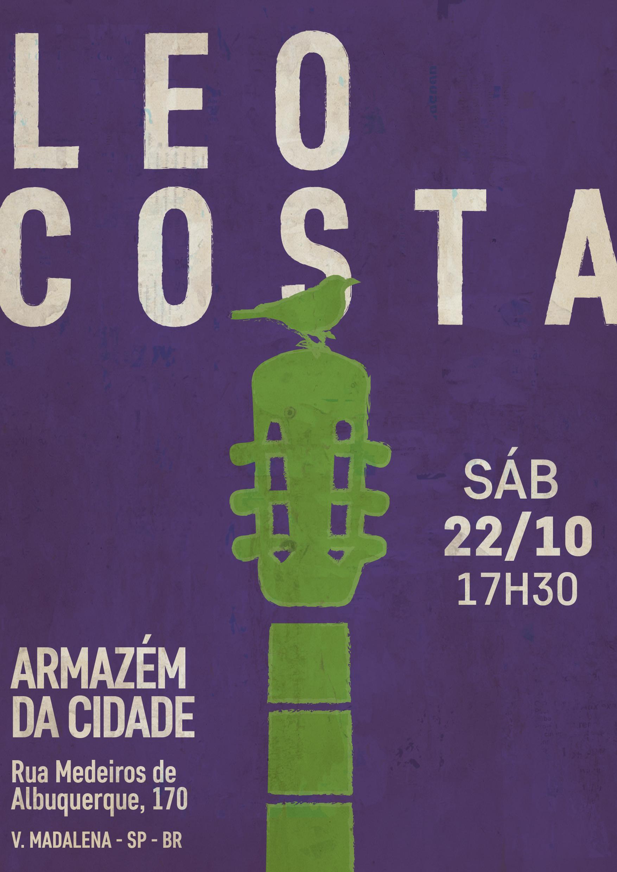 Leo Costa no Parque da Vila 22out2016 - Arte Marina Tavares